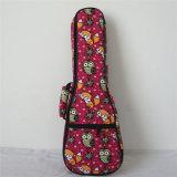 Soprano/concert/teneur colorée/sac mou Ukulele bas