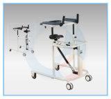 Medische het Lopen van de Gezondheidszorg Hulp Rollator met Zetel en Vier Wielen