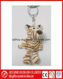 Piccolo giocattolo di Keychain della peluche di vendita calda della tigre