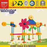Giocattoli della costruzione di Thankertoyland DIY di alta qualità per le ragazze