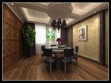 El panel de pared 3D de ABS para la decoración del hogar