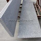 Granito grigio/grigio a buon mercato Polished G640 per le mattonelle pavimento/della parete