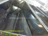 Aditivos en polvo con un peso de la máquina para cantos de PVC de la línea de la extrusora