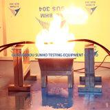 Petite commande accepté la livraison rapide sur le Fil et câble d'équipement de test de densité de fumée