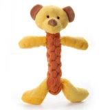 Giocattoli di squittio del giocattolo di masticazione dell'animale domestico dei giocattoli della peluche per il rifornimento del gatto del cane