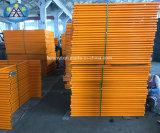 Europa-Typ Betonplatte-Dach-Verschalung-Rahmen-Baugerüst-System