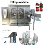 Automatique de boissons gazeuses Washing-Filling Softdrink-Capping Machine de remplissage