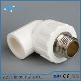 Белые серые трубы штуцеров 160mm PPR трубопровода