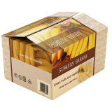Bananen-gewölbtes Papier-verpackenkästen