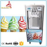 Qualitäts-Zwilling-Torsion-Aroma-preiswerte Eiscreme-Maschine