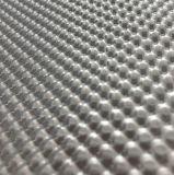 절연제에 사용되는 반구 돋을새김된 알루미늄 장 또는 격판덮개