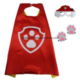 Nuevo traje Holloween Cosplay Cape para adultos y niños