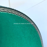 Banda transportadora de pulido de calidad superior del PVC de 4 capas