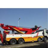 50ton 371CV 8*4 /Grúa camión de remolque de recuperación