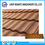 La pietra impermeabile di disegno classico ha ricoperto le mattonelle di tetto schiave del metallo