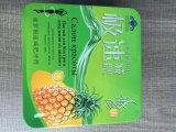 Thé rapide de régime et de perte de poids d'ananas normal