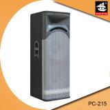 PC-215 verdoppeln ein 15 Zoll-Stadiums-Fachmann PA-Audios-Lautsprecher