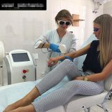 Ce/FDA/Tga approuvé 808nm Diode Laser Alexandrite Hair Removal Machine