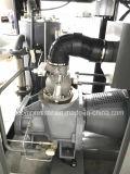75HP 7-12.5barオイルによって油を差される産業回転式ねじ空気圧縮機