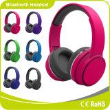 Jeune écouteur dynamique de stéréo de contrôle de musique d'écouteur de Bluetooth d'écran tactile