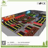 Centro dell'interno del gioco dell'arena del trampolino di vendita calda di Dreamland per i bambini