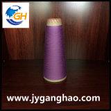 Polyester gesponnene Garne im Purpur