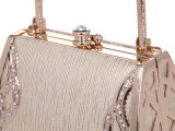 Principessa Bag Dumplings Type Handbag di bellezza del sacchetto KTV di cerimonia nuziale della sposa del pacchetto del pranzo