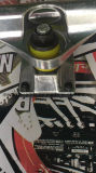 Coup de pied double queue d'érable canadien Professional skateboard