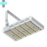 Concha de Plata nuevo Super Lumen 300W Reflector LED de iluminación de deportes