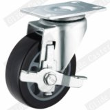 Chasse à usage moyen de cheminée d'amorçage d'unité centrale avec le frein latéral G3204 (noir)