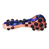 Tubo de cristal de la mano de la punta de la burbuja del tubo de la cuchara del tubo que fuma del tubo