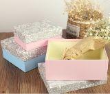 2018 los envases de cartón Caja de papel, cartón Caja de té para regalos