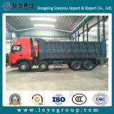 Sinotruk HOWO A7 12の荷車引き30m3のダンプトラック
