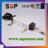 Sensore eccellente lineare di spostamento di capacità per il sistema di controllo Air-Actuated