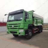 Ribaltatore del camion 6X4 di economia del combustibile 371HP Sinotruk/autocarro con cassone ribaltabile