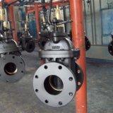 Getto/valvola a saracinesca non aumentante messa metallo duttile del gambo di Mss Sp/DIN/ANSI del ferro