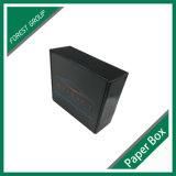 까만 광택 있는 물결 모양 사진기 수송용 포장 상자 (FP6073)