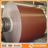 bobine di alluminio della grondaia di colore di buona qualità in Cina