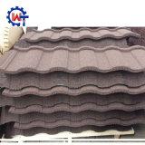 Практические Африки красочным римским Typw каменной плиткой на крыше металла с покрытием