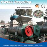 Niedriger Verbrauchs-Haustier-Flaschen-Kennsatz-Remover/Plastikaufbereitenmaschine