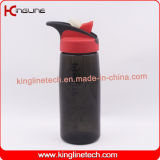 garrafa de água 700ml com palha (KL-7088)