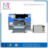 Precio de la parte inferior del teléfono móvil directamente el caso de la impresora de inyección de tinta UV