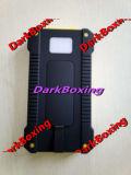 De draagbare Mini Mobiele Bank van de Macht van de Batterij van het Flitslicht USB van de Telefoon In het groot met Zonne