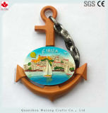 Divers souvenirs touristiques 3D Magnet cadeau promotionnel en espagnol Fridge Magnet