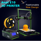 大きい印刷のサイズの新しいデザインアネットE10 3Dプリンター機械220 x 270 x 300mmデスクトップDIY 3Dプリンターキット