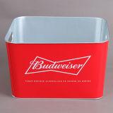 10qt 10 de Emmer van het Bier van het Metaal van Flessen voor het Gebruik van de Staaf