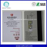 Пробел PVC/белая Printable карточка магнитной прокладки