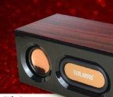 Hölzerner Qualitäts-Multimedia-Konzert USB-Lautsprecher
