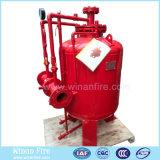 Réservoir de mousse/réservoir vessie de mousse pour le matériel de lutte contre l'incendie