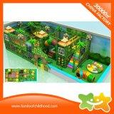 Wald Themem riesiger Multifunktionsinnenspiel-Zelle-Spiel-Bereich für Kinder